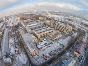 Здания завода в г. Люберцы