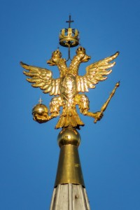 Орел на историческом музее
