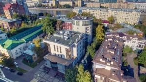 Здание Балтийской строительной компании