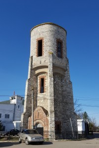 тюремная водонапорная башня