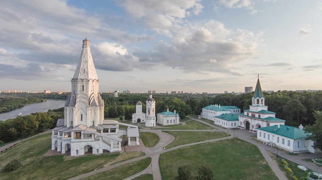 Галерея «Памятники архитектуры»