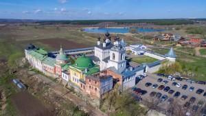 Троицкий Белопесоцкий монастырь