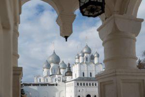 Успенский собор и Надвратная церковь