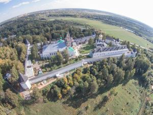 Саввино-Сторожевский монастырь. Г. Звенигород