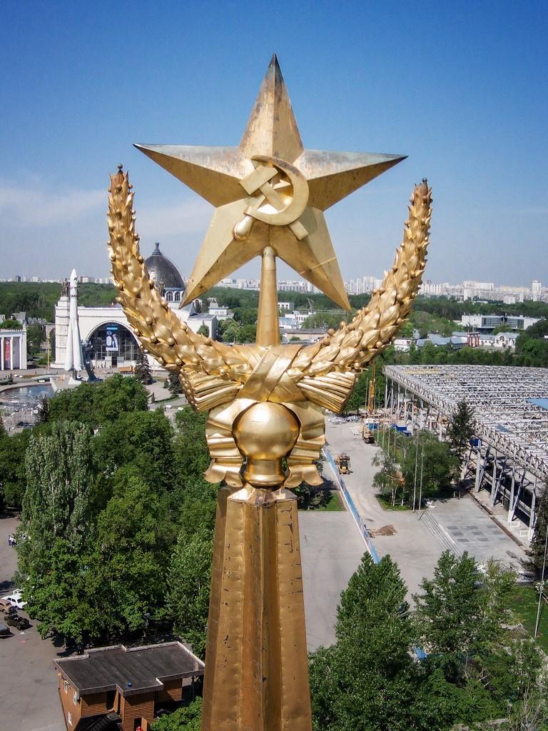 Павильон №58 «Земледелие» («Украинская ССР»)