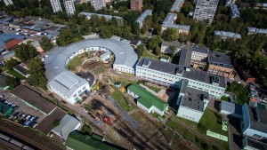 Депо Москва-Сортировочная.