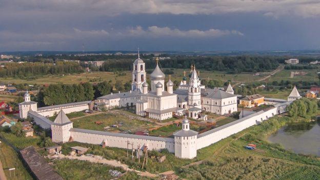 Никитский монастырь в 2014 году