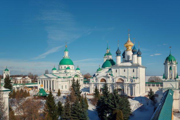 Зачатьевский и Дмитриевский соборы