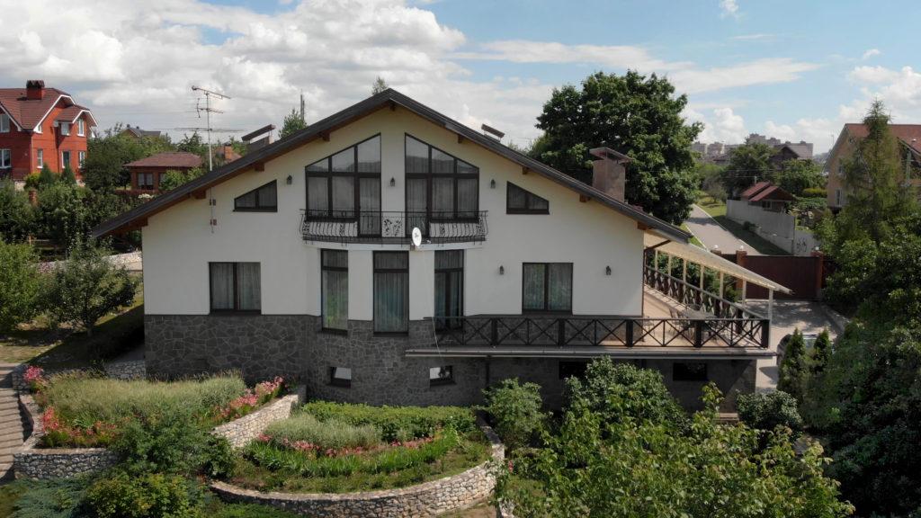 Элитный жилой дом на берегу р. Десна